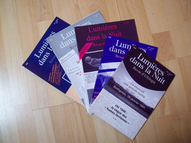 """Revue """"Lumières dans la nuit"""" source: http://ldln.fr/"""