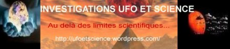 Investigations UFO et Sciences
