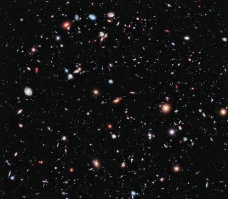 Hubble voit l'univers 500 millions d'années après le Big Bang Rtemagicc_hubble_extreme_deep_field_2_nasa_esa_txdam32254_3200ee
