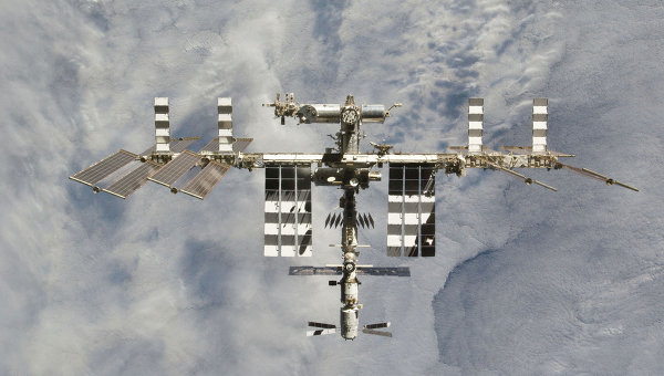 Station spatiale internationale © Photo NASA