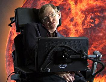 """Il était une fois le cosmos"""" l'univers de S.Hawking"""