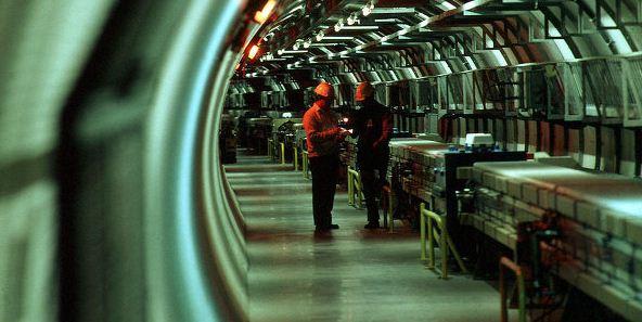 Large Hadron Collider, LHC