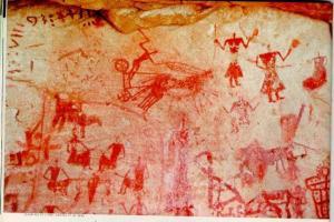 pétroglyphes libyco-berbère, Sahara
