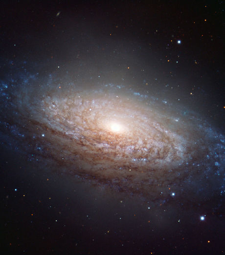 Les bras des galaxies en spirales trouveraient leur origine dans le rôle de nuages moléculaires géants.