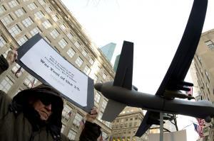 © AFP/ Don Emmert Aux Etats-Unis, le débat sur les drones est vif. Les robots ont déjà tué des citoyens américains.