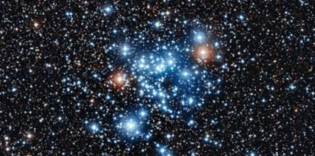 """De nombreuses étoiles sont connues pour être """"variables"""" ou """"pulsantes"""", mais une équipe suisse d'astronomes a découvert un nouveau type de ces étoiles à la luminosité changeante. (c) Afp"""