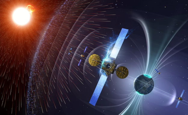 Space Situational Awareness: Space Weather Source image: .esa.int