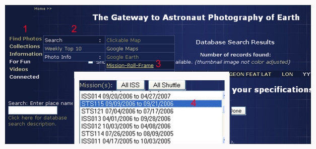 STS 115 Gate