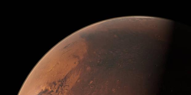 Mars Syrtis Majoris Serie Weltall