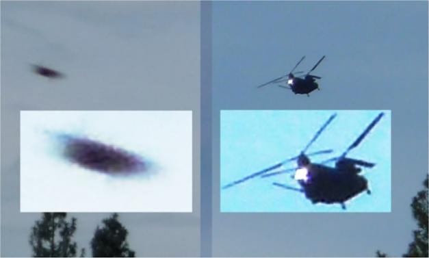 Juin 2008 archive: WASHINGTON, USA - Un hélicoptère militaire a été photographie poursuivant un OVNI super-rapide dans l'État de Washington Source image: paranormal.exprimetoi.net/
