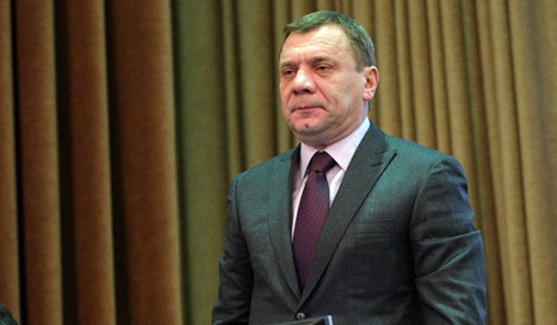 Iouri Borisov Photo : RIA Novosti