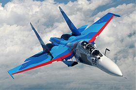 Soukhoï Su-30