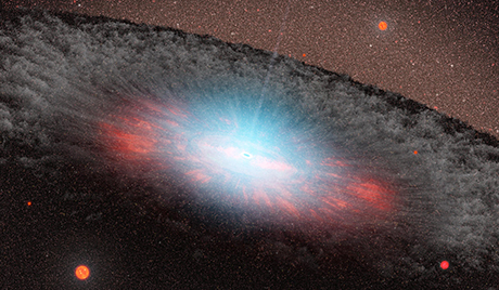 © Photо: NASA/JPL-Caltech, NASA
