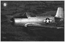 5- Une image de foe fighter (phénomène lumineux observé par de nombreux pilotes durant la deuxième guerre mondiale)