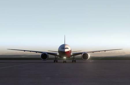 Les deux moteurs GE9X, de General Electric, sont les plus grands réacteurs du monde (mais pas les plus puissants). Ils équiperont pour la première fois les 777X de Boeing, lesquels se remarqueront également par leurs longues ailes très fines aux extrémités. © Boeing