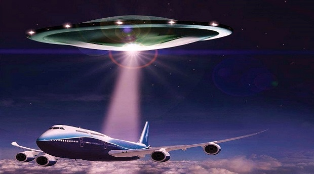 IIlustration Ken Pfeifer - World Ufo Photos