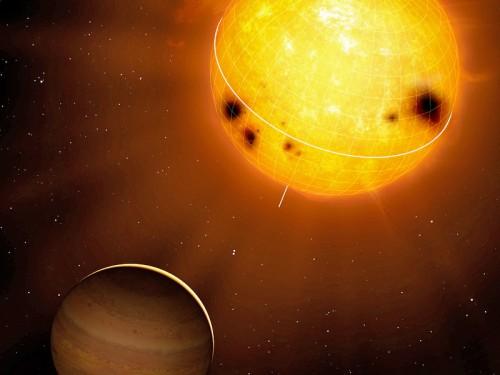 Les instruments de la sonde PLATO surveilleront un million d'étoiles durant sa mission initiale de six années et ils mesureront avec une très grande précision les caractéristiques physiques de près de 85 000 de ces étoiles. © MPS/ Mark A. Garlick
