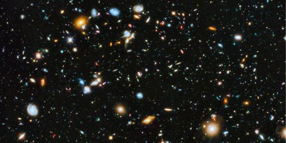 Une image publiée par Hubble en 2014 (Nasa & Esa)