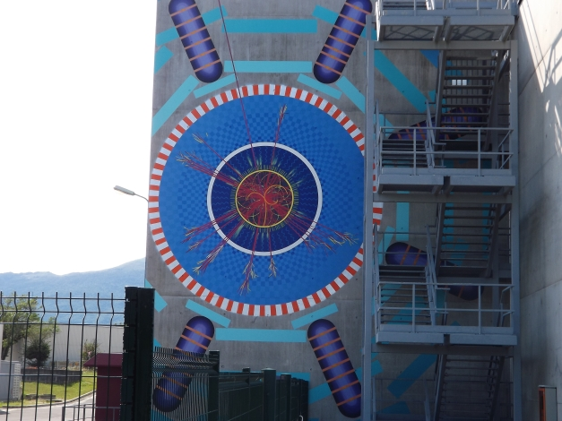 CERN / LHC- Photo crédit: Sylvain Matisse investigations ufoetscience