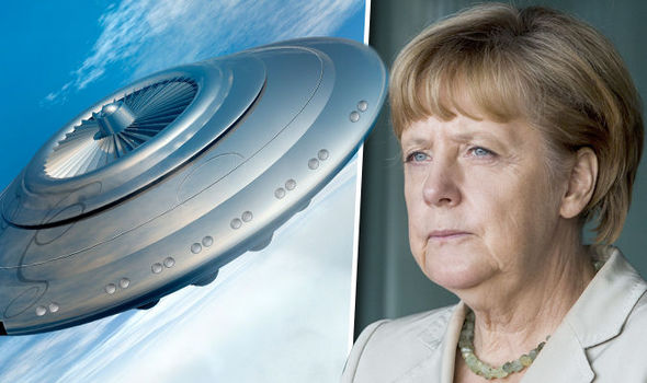 The German government will now have to release controversial UFO files credit:express.co.uk