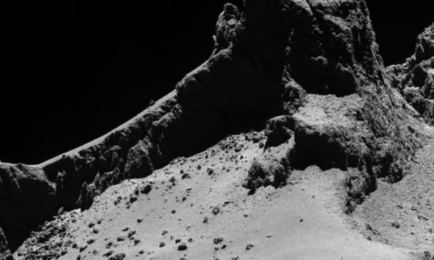 Il y aurait de l'oxygène dans l'atmosphère de la comète Tchouri - ESA/Rosetta/MPS for OSIRIS