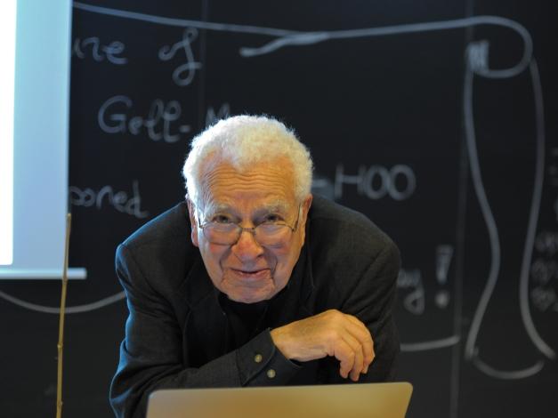 Murray_Gell-Mann photo crédit: technofuture