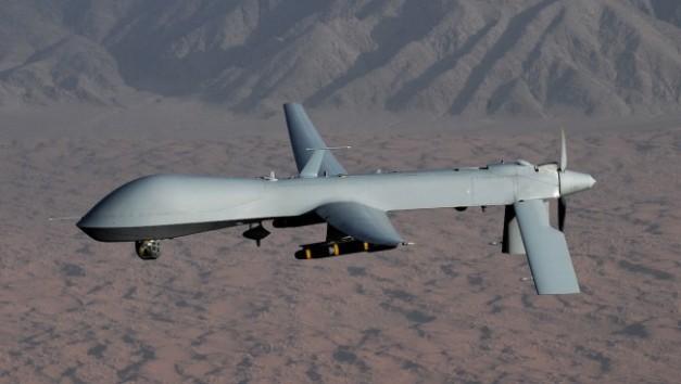Drone MQ-1 Predator, bientôt armé d'un rayon laser ? credit : egaliteetreconciliation.fr