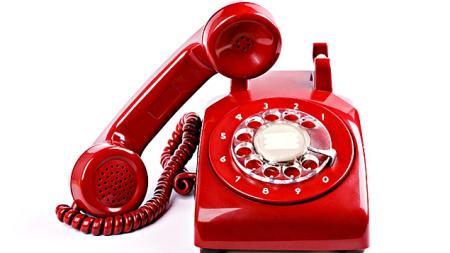 téléphone-rouge