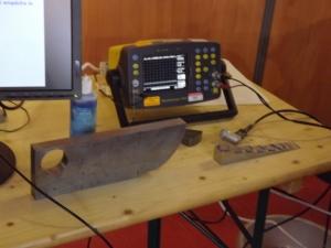 appareils de mesures labo Areva Crédit photo/ Matisse-sylvain ©